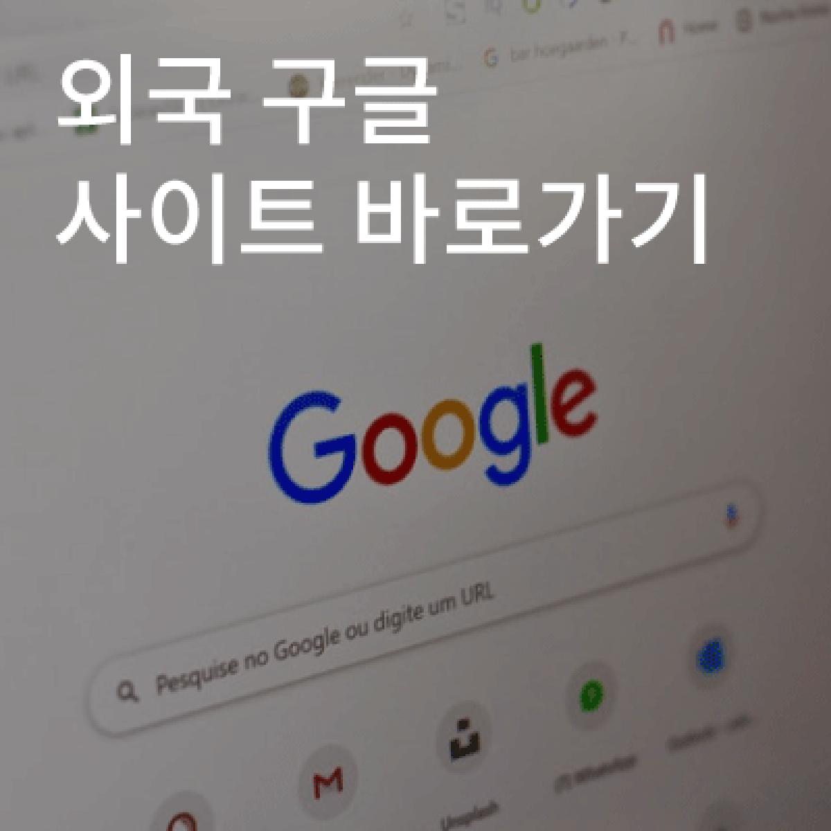 미국 구글